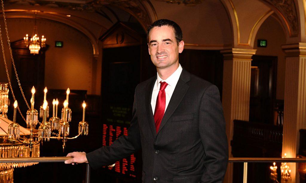State Representative Blaine Wilhour