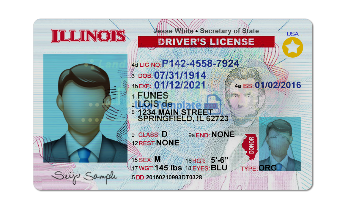illinois driver's license  id card renewals extended to